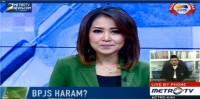 [Cek Fakta] Ma'ruf Amin Sebut BPJS Kesehatan Haram?