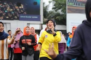 CFD Jadi Wadah Silaturahmi dan Tingkatkan Gaya Hidup Sehat