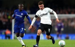 Chelsea Kandaskan Perlawanan Derby County