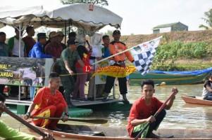 Chusnunia Buka Festival Dayung Way Bungur