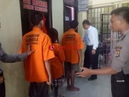 Ciduk Residivis Pencurian, Petugas Temukan Perangkat Narkoba