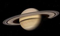 Cincin Saturnus Lebih Muda