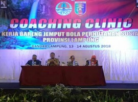 Coaching Clinic Percepatan Akses Legal Perhutanan Sosial