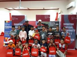 Coca-Cola Amatil Indonesia di Medan Gelar Sunatan Massal Gratis bagi Warga Sekitar Pabrik