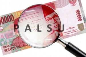 COD Beli HP Pakai Uang Palsu, Warga Tabin Ditangkap