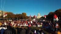 Colourful Indonesia For Jokowi Amin Dideklarasikan di Washington DC