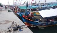 Cuaca Tak Menentu, Nelayan di Kalianda Kesulitan Cari Nafkah