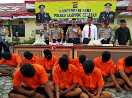 Curi Baut dan Mur Proyek Jalan Tol, 11 Orang Diciduk Polisi