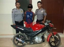 Curi Motor, Pemuda Ini Rayakan Idul Fitri di Penjara