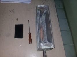Curi Peralatan Tukang, Warga Liwa Ditangkap Polisi