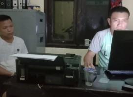 Curi Ponsel di Rumah Warga, Pemuda Ini Diringkus Polsek Abung Timur