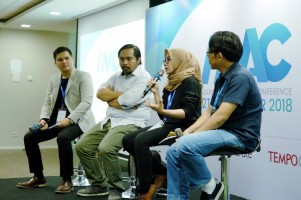 Dable Gelar Indonesia Native Ads Conference 2018