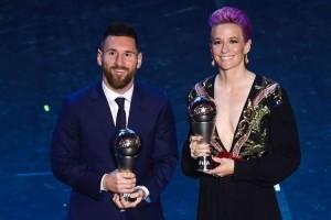 Daftar Peraih Penghargaan Terbaik FIFA 2019