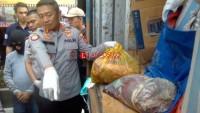 Daging Celeng Ilegal 3,5 Ton Asal Kayuagung Diamankan