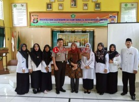 Dai Kamtibmas Siap Kawal Pemilu 2019 di Bandar Lampung
