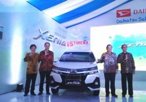 Daihatsu Grand New Xenia Resmi Mengaspal