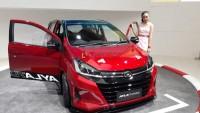 Daihatsu Kenalkan Ayla Turbo Sporty di GIIAS