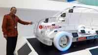 Daihatsu Kenalkan Mobil Hybrid di Acara GIIAS
