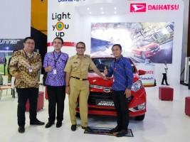 Daihatsu Ramaikan GIIAS Makassar 2018