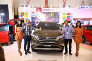 Daihatsu Ramaikan GIIAS Surabaya