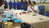 Dalam 2 Bulan, BNNP Tangkap 14 Pelaku dan Sita 5,8 Kg Sabu Serta Ribuan Ekstasi