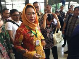 Dalam Rakornas, Bupati Winarti dapatkan Apresiasi dari Presiden Jokowi