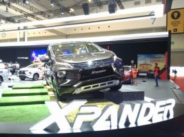 Dalam Sepekan GIIAS 2018, Mitsubishi Sudah Dapat 1.678 SPK