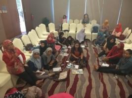 Damar Latih Fasilitator Pencegahan Kekerasan Berbasis Gender Lembaga Advokasi Perempuan