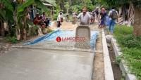 Dana Desa Baliagung Dorong Perekonomian Masyarakat