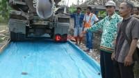 Dana Desa Sumbernadi Dianggarkan Rp553 Juta untuk Pembangunan Rabat Beton