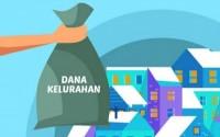 Dana Kelurahan di Lampung Selatan Belum Jelas