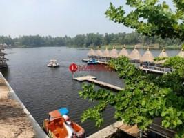 Danau Riyana Bebekan nan Memesona