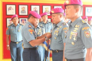 Danbrigif 3 Marinir Pimpin Sertijab Wakilnya