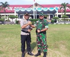 Dandim 0426 Pastikan TNI Netral Dalam Pemilu 2019