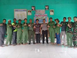 Danramil 426-03 Rawajitu Perkenalkan Program Bela Negara