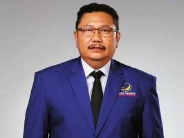 Dapat Penugasan, Sabam Sinaga Nyaleg di Kota Bandar Lampung