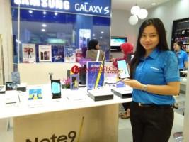 Dapatkan Cashback dan Hadiah Undian Setiap Beli Samsung
