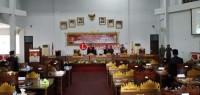Dari 30 Orang, Hanya 12 Anggota yang Hadir di Paripurna DPRD Tubaba
