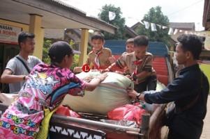 Dari Sampah, Siswa SD di Pasuruan Bantu Korban Gempa Sulteng