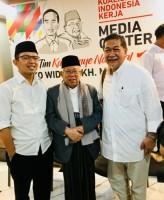 Deddy Mizwar dan Mantan Gubernur Kaltim Awang Faroek Dukung Jokowi