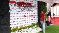 Dekorasi Layaknya Pesta Percantik TPS 34 Sukarame