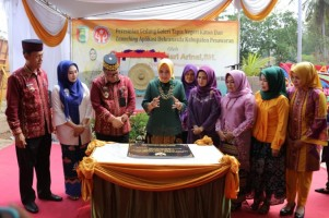Dekranasda Pesawaran Miliki Aplikasi Pertama di Indonesia