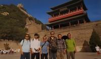 Delapan Jam di Beijing, Berkunjung ke Tembok China