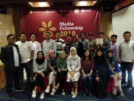 Delapan Jurnalis Raih Fellowship FAO