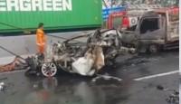 Delapan Korban Kecelakaan di Cipularang Warga Bekasi