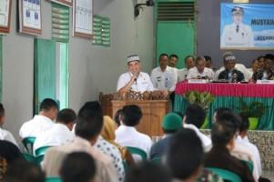 Dendi Ramadhona: Keberhasilan Pembangunan Berkat Kerja Sama Semua Aparatur