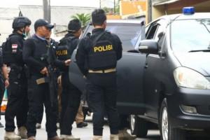 Densus 88 Dikabarkan Tangkap Terduga Jaringan Radikal di Kotabumi