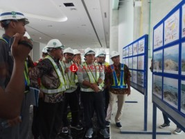 Dermaga Eksekutif Pelabuhan Bakauheni Ditargetkan Beroperasi Akhir Tahun