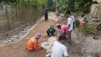 Desa Baktirasa Libatkan Masyarakat Lokal Dalam Pembangunan