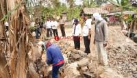 Desa Baliagung Fokus Bangun Jalan Cor Beton dari Dana Desa Tahap 2